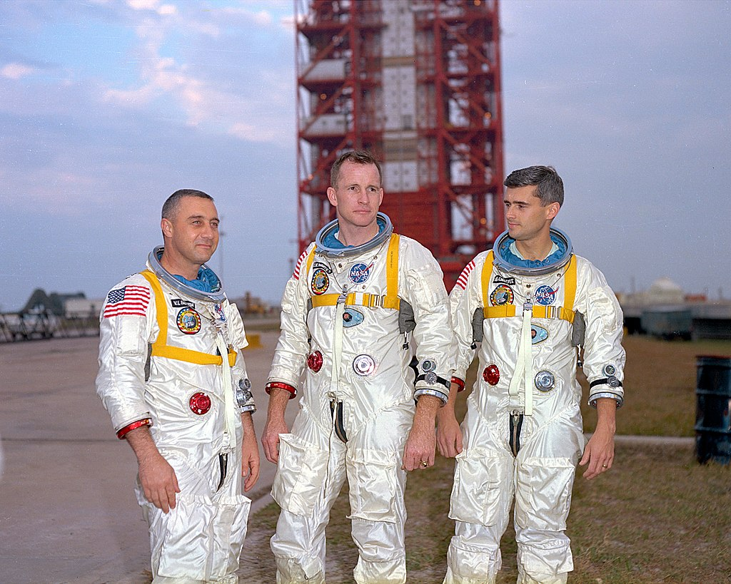 apollo 1 missions scary foreshadowing