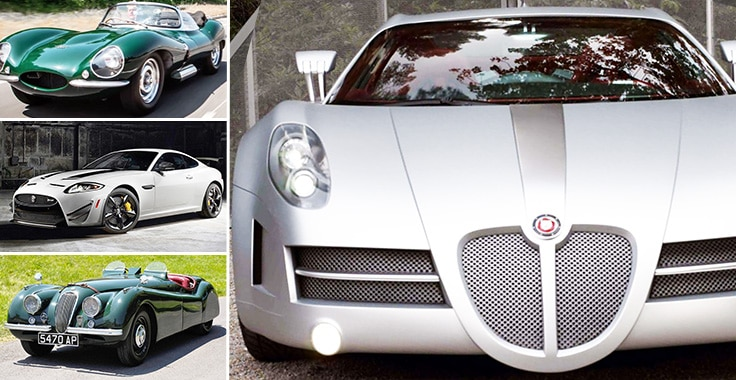 Top 10 Most Expensive Jaguar Cars 2015