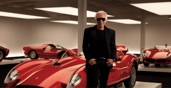 biggest car collectors in the world