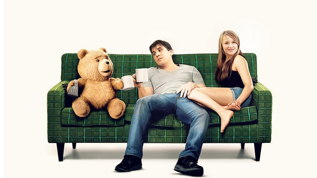 Seth Macfarlane's ted movie