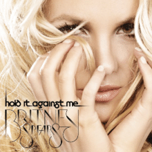 britney spears Hold It Against Me album
