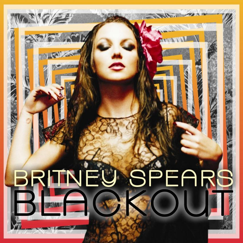 britney spear album blackout