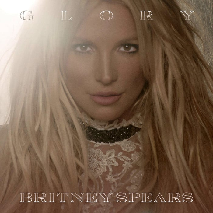 britney spears glory album