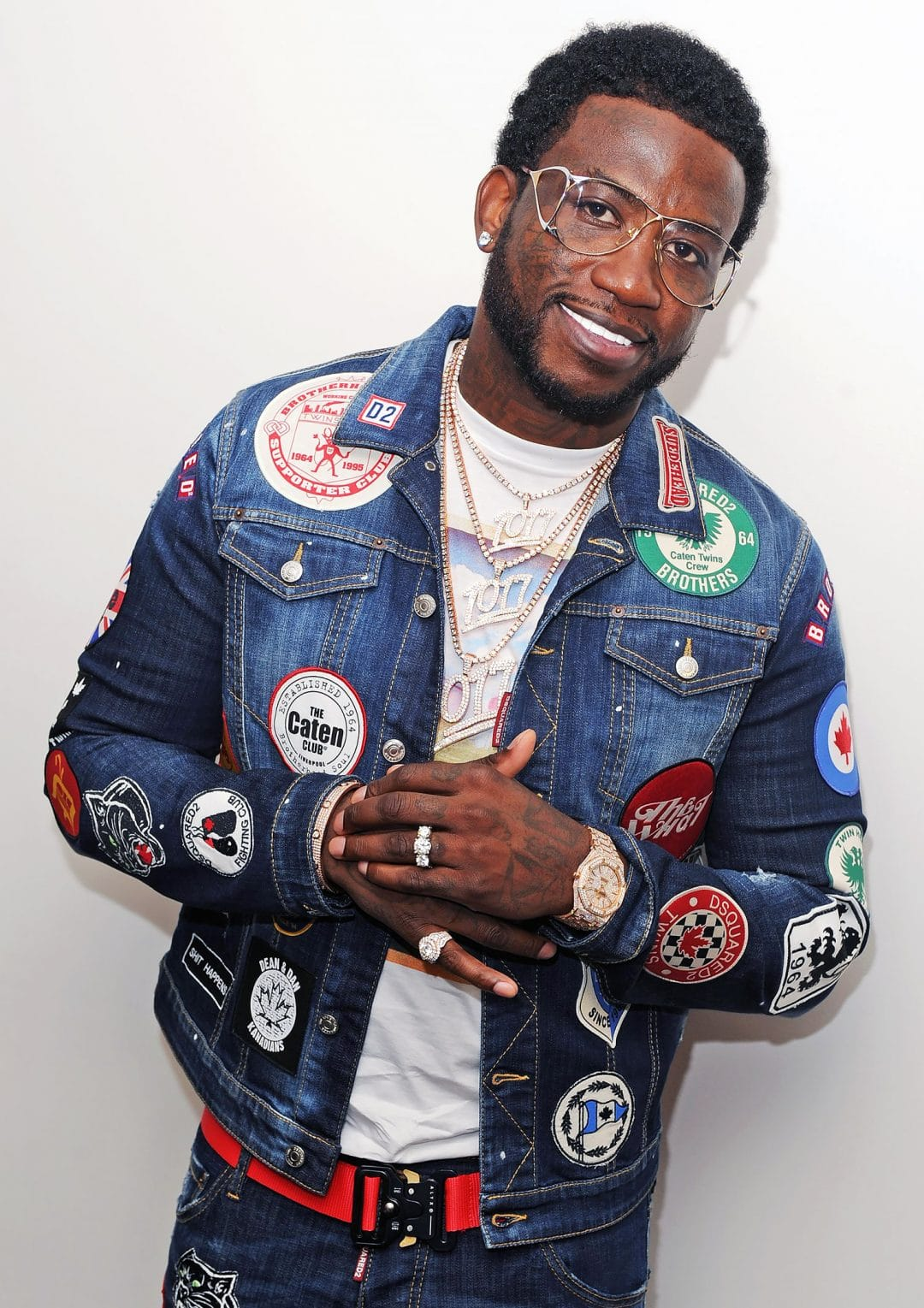 Gucci Mane visits radio station 99JAMZ, Fort Lauderdale, USA - 14 Mar 2017