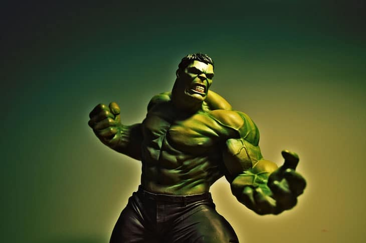 Photo of Hulk