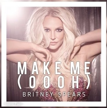 britney spears make me album